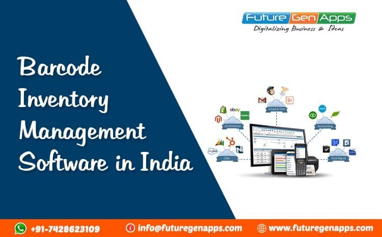 Barcode Inventory Management Software in India, Delhi NCR - FutureGenApps