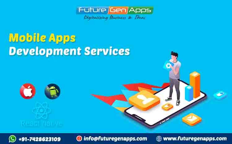 Best Mobile App Development Company in Delhi - FutureGenApps