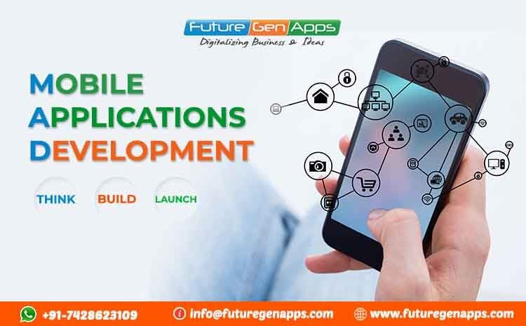 Mobile Development Company in Delhi - FutureGenApps