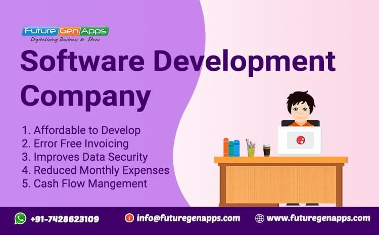 Software Company in Delhi_FutureGenApps