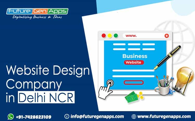 Website Designing Company in Noida_FutureGenApps