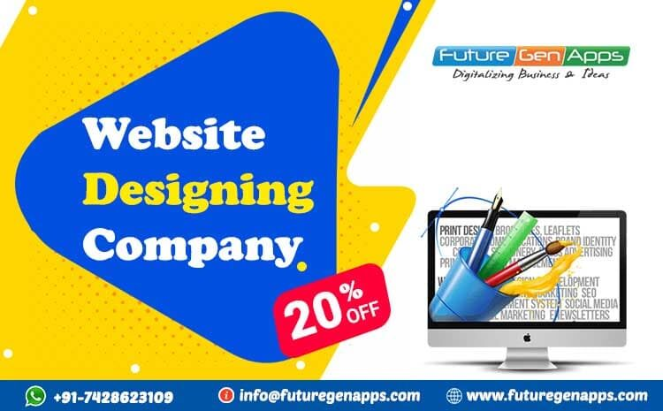 Website Designing Company in Laxmi Nagar - FutureGenApps