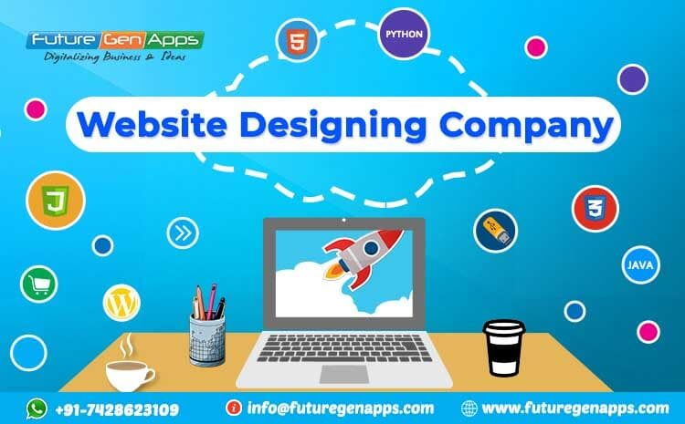 Website Designing Company in South Delhi- FutureGenApps